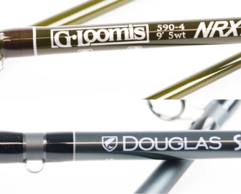 G.-Loomis-NRX-LP-vs-Douglas-SKY-G-Fly-Rod-Comparison-and-Review