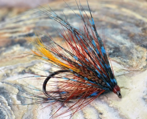 How-to-tie-a-variation-on-the-Bumble-a-traditional-Irish-Wet-Fly-for-fly-fishing