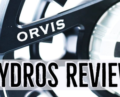 NEW-Orvis-Hydros-Fly-Reel-Review