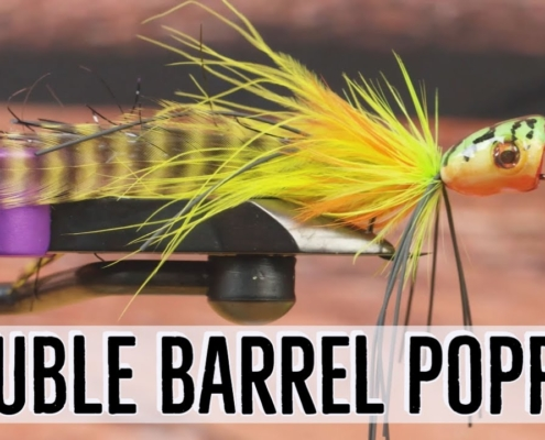 Surface-Seducer-Double-Barrel-Popper-Fly-Tying-Tutorial