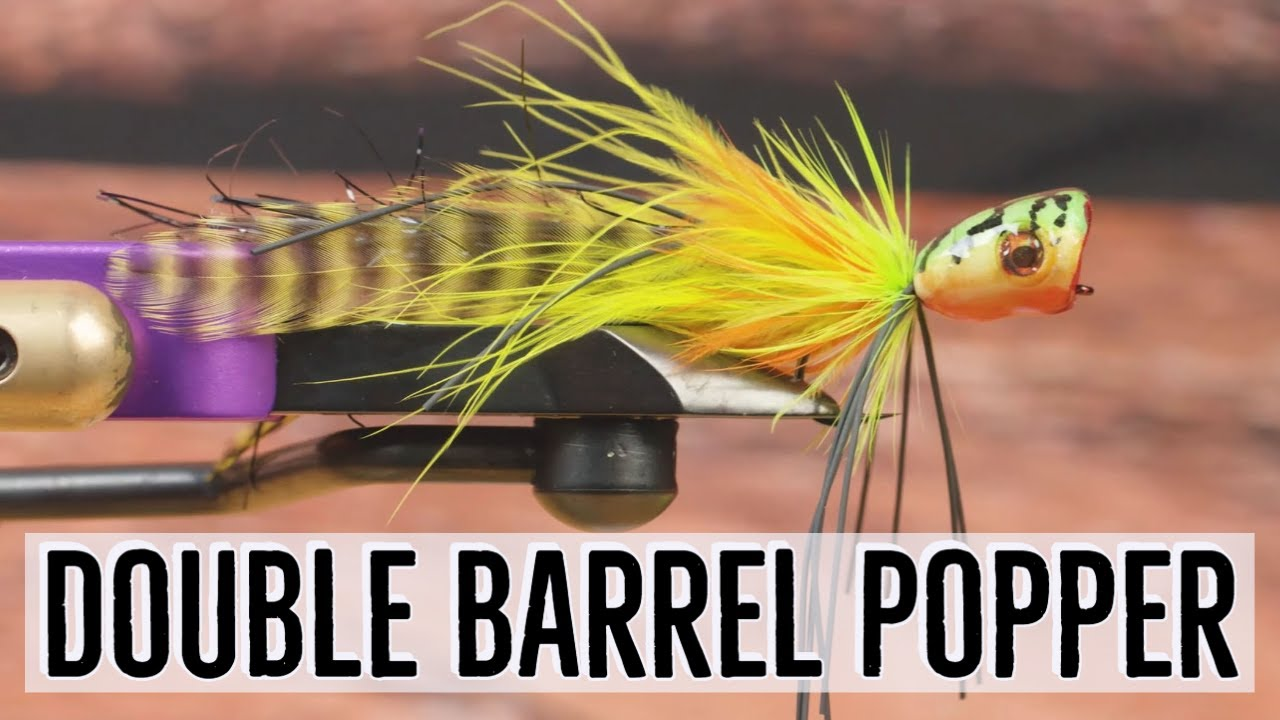 Surface-Seducer-Double-Barrel-Popper-Fly-Tying-Tutorial