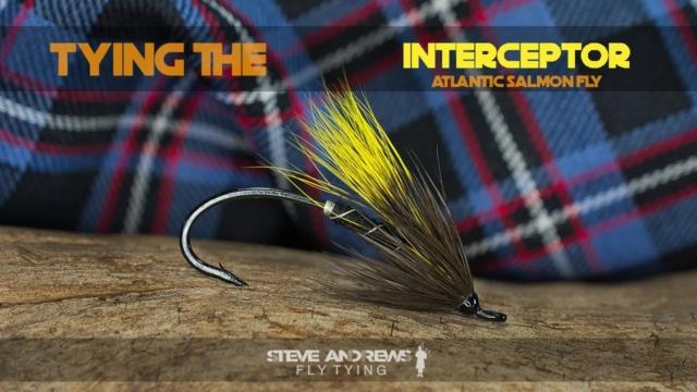 Tying-The-Interceptor-Atlantic-Salmon-Fly-with-Steve-Andrews