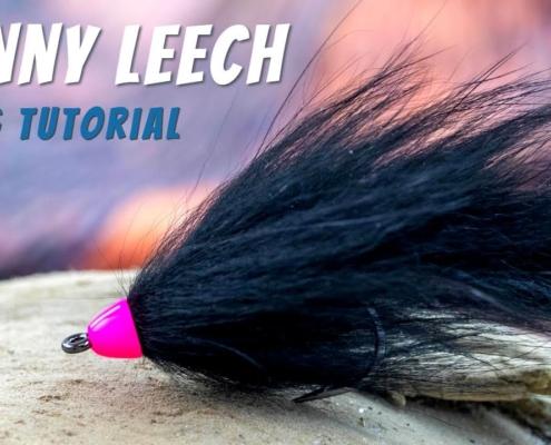 Bunny-Leech-Fly-Tying-Tutorial