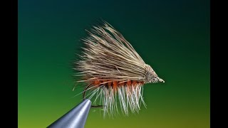 Fly-tying-an-October-caddis-with-Barry-Ord-Clarke