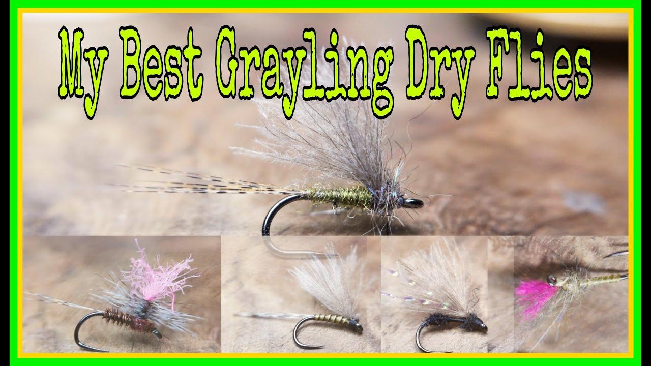My-Best-Grayling-Flies