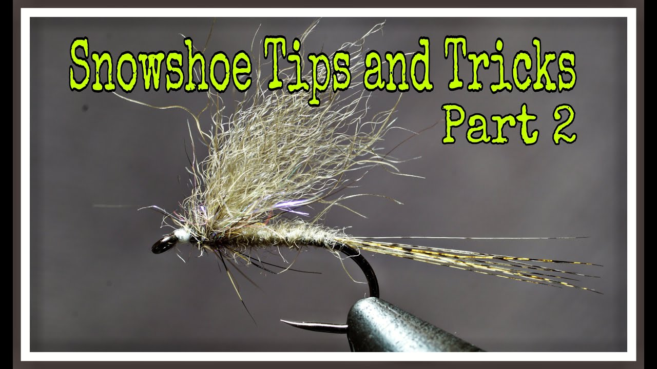 Snowshoe-Tips-and-Tricks-Part-2