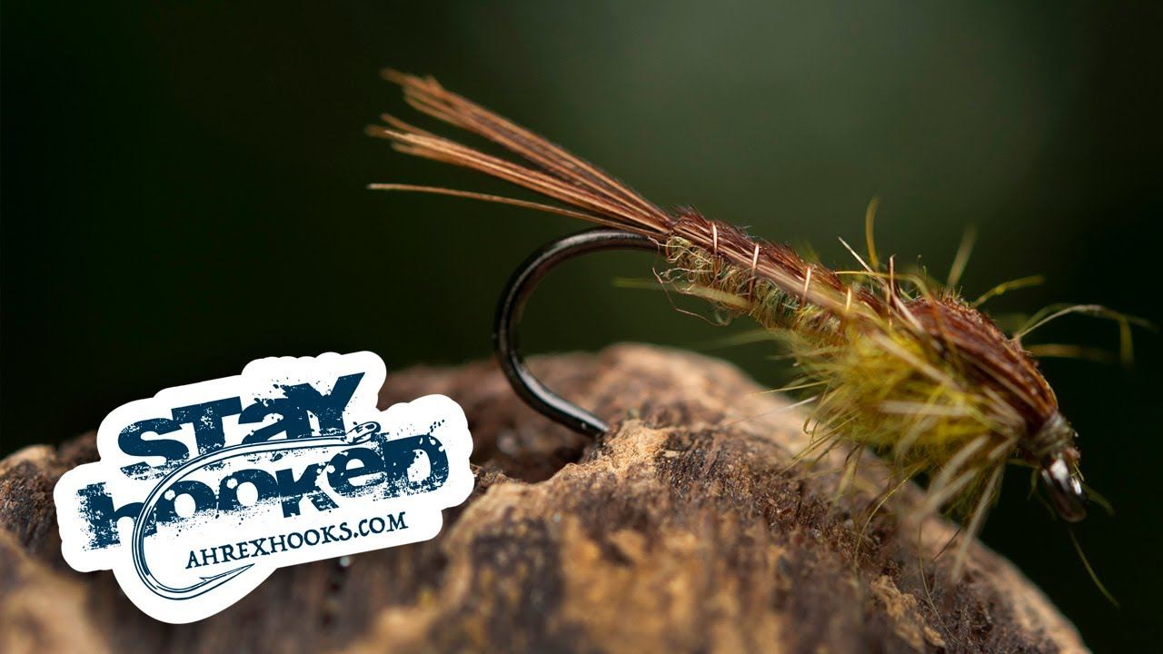 Ahrex-Pheasant-Tail-Nymph-tied-by-Hanna-Vestergaard
