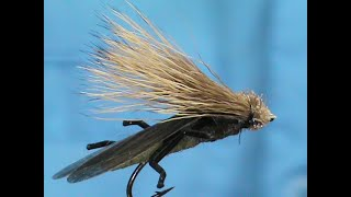 Fly-Tying-a-Hemingway-Hopper-Stonefly-with-Jim-Misiura