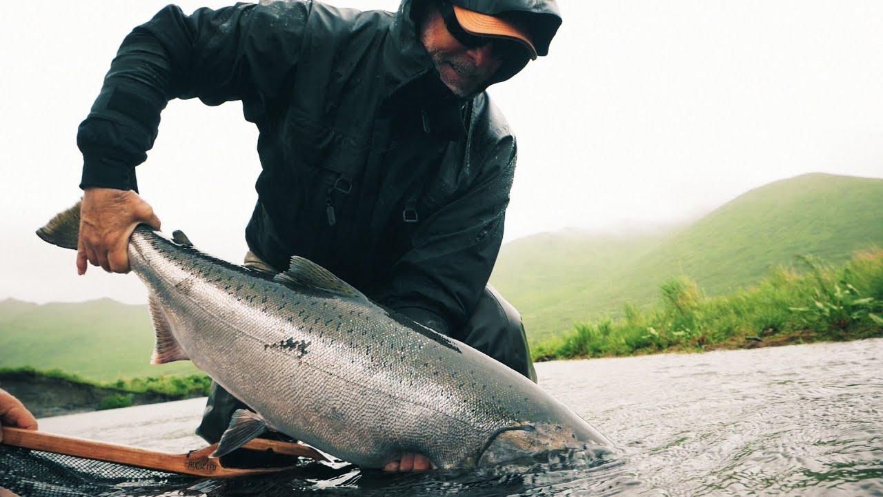 Kodiak-Island-Alaska-Bears-Fly-Fishing-Beauty-Recharge-Chinook-Sockeye