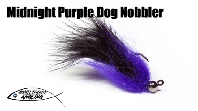 Midnight-Purple-Dog-Nobbler-mini-jig-fly-tying