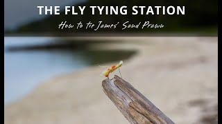The-Fly-Tying-Station-James-Sand-Prawn