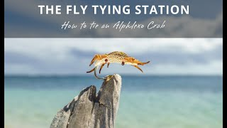 The-Fly-Tying-Station-The-Alphlexo-Crab