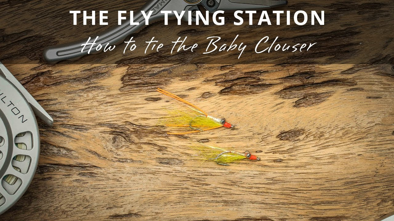 The-Fly-Tying-Station-The-Baby-Clouser