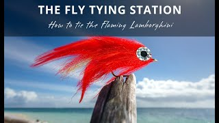 The-Fly-Tying-Station-The-Flaming-Lamborghini