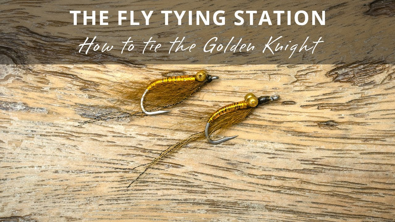 The-Fly-Tying-Station-The-Golden-Knight-Crab-Fly
