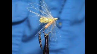Fly-Tying-a-Half-Hatched-Sulpher-with-Jim-Misiura