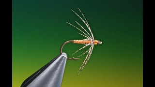 Fly-Tying-a-Partridge-amp-orange-spider-with-Barry-Ord-Clarke