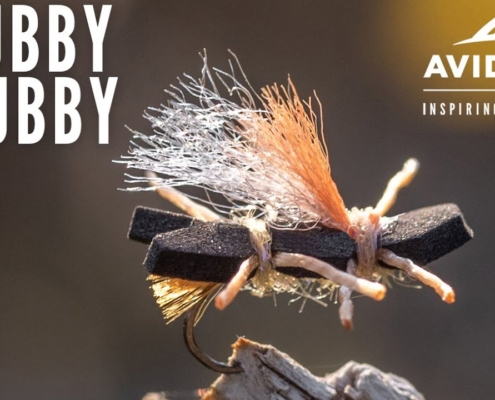 How-to-tie-The-Stubby-Chubby-Fly-Tying