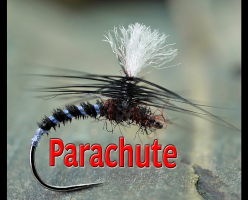 How-to-tie-a-variation-on-the-Parachute-Dry-fly
