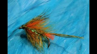 Tying-a-Dirty-Yellow-Mayfly-with-Martyn-White