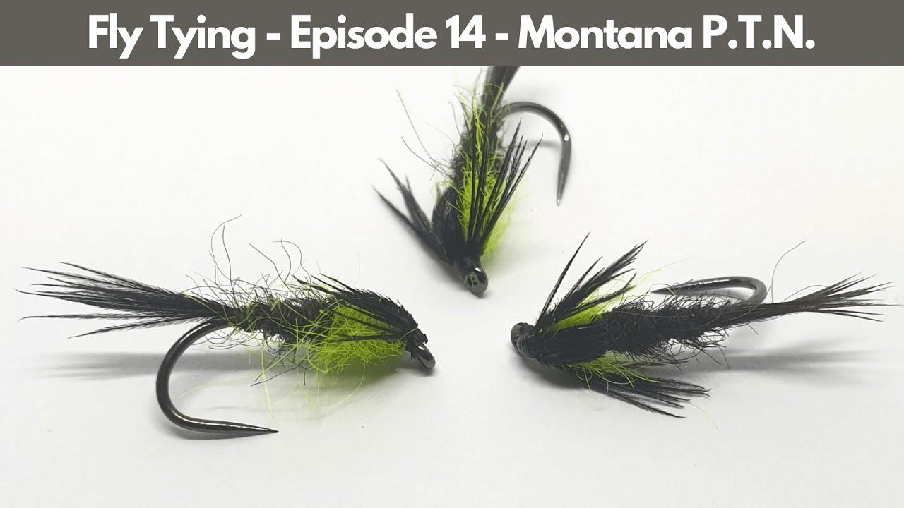 UKFlyFisher-Fly-Tying-Episode-14-Montana-P.T.N