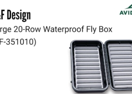 CF-Design-Large-20-Row-Waterproof-Fly-Box-CF-351010-Review-AvidMax
