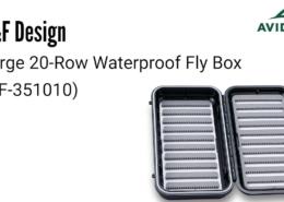 CF-Design-Large-20-Row-Waterproof-Fly-Box-CF-351010-Review-AvidMax