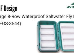 CF-Design-Large-8-Row-Waterproof-Saltwater-Fly-Box-CFGS-3544-Review-AvidMax