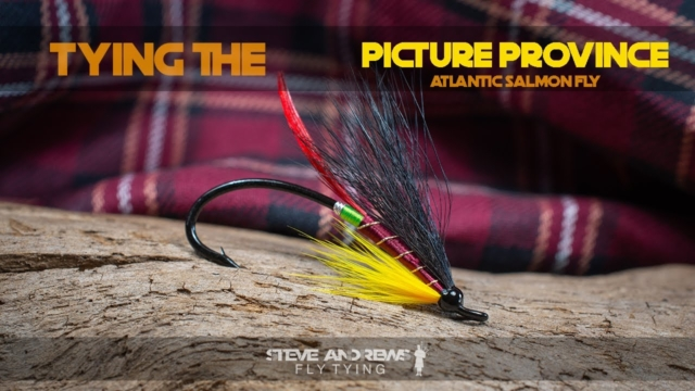 Tying-The-Picture-Province-Atlantic-Salmon-Fly-with-Steve-Andrews