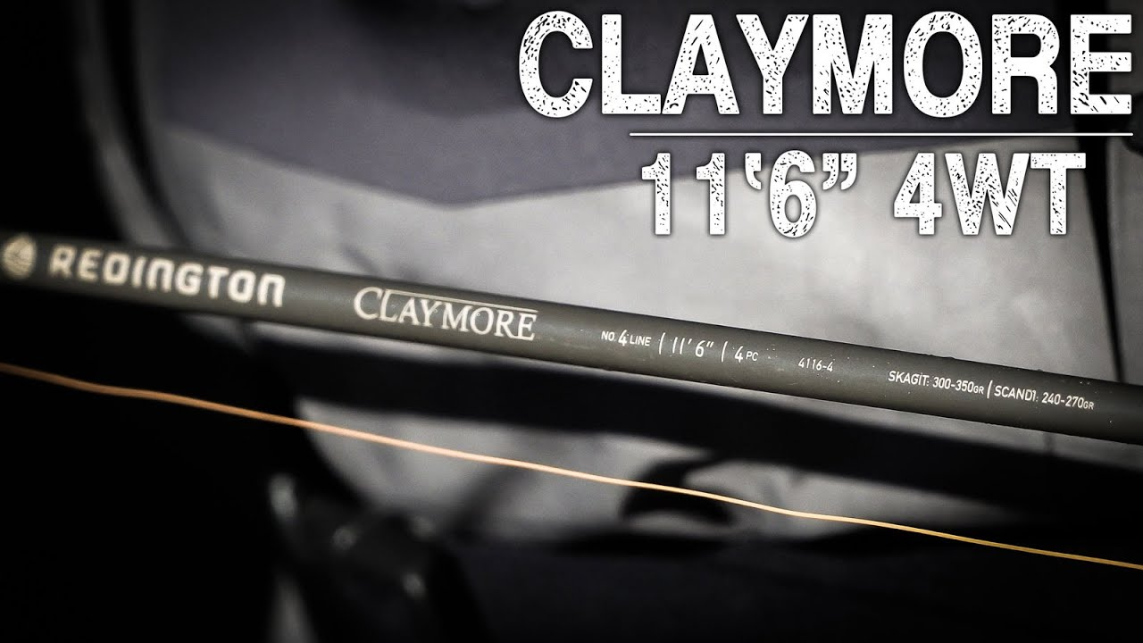 First-Impressions-Redington-CLAYMORE-116-4wt-Trout-Spey-Rod-Ashland-Fly-Shop
