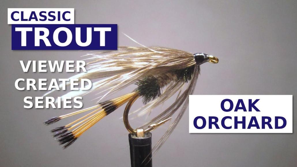 Fly-Tying-Josh-Wilson39s-Oak-Orchard-Soft-HackledWinged-Wet-Fly
