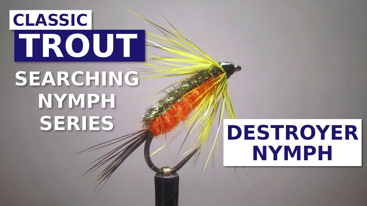 Fly-Tying-the-Destroyer-Nymph-Jim-Quick-Forgotten-Fly-Patterns