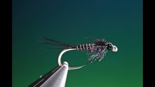 Fly-tying-a-Pheasant-tail-black-with-Barry-Ord-Clarke