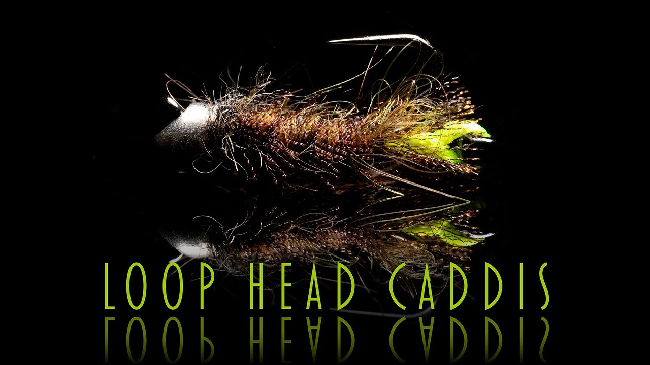 Loop-Head-Caddis-Fly-tying-a-cased-caddis-imitation-without-burning-your-fingers