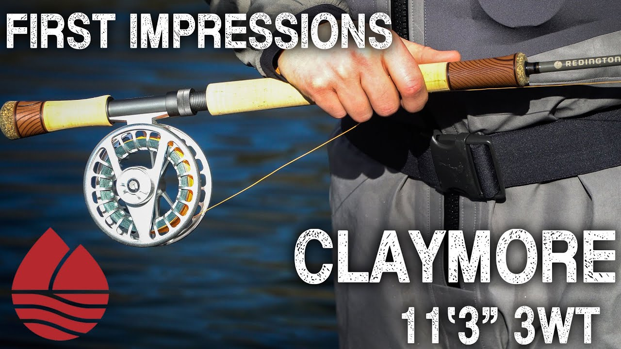 First-Impressions-Redington-CLAYMORE-113-3wt-Trout-Spey-Rod-Ashland-Fly-Shop