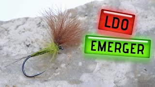 Fly-Tying-How-to-tie-a-Large-Dark-Olive-Emerger