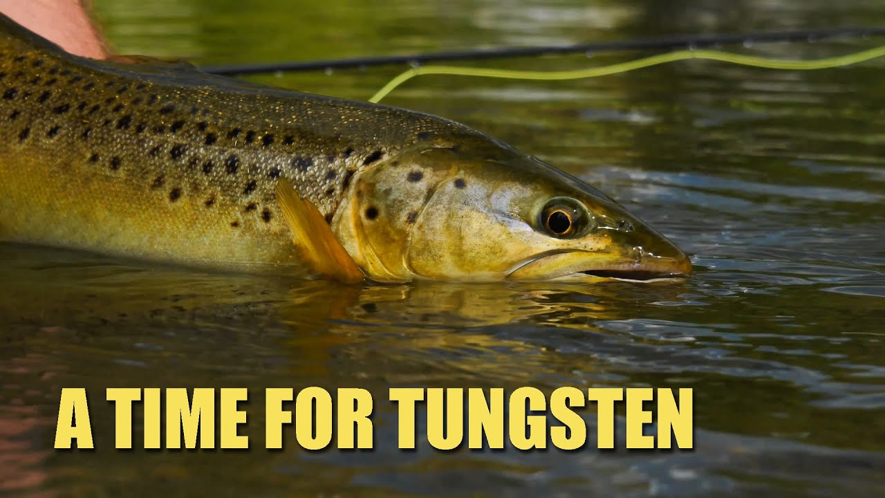 How-To-Fly-Fish-Trout-Streams-quotA-Time-For-Tungstenquot