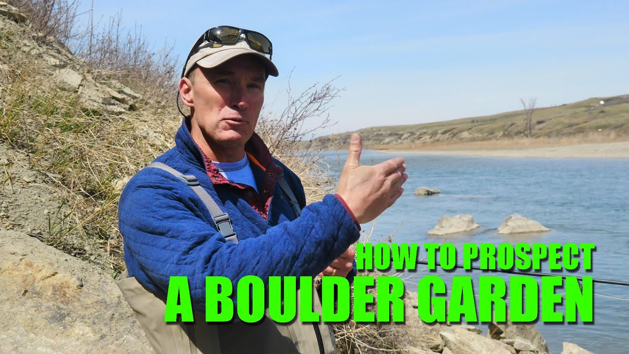 How-To-Fly-Fish-amp-Prospect-A-Boulder-Garden