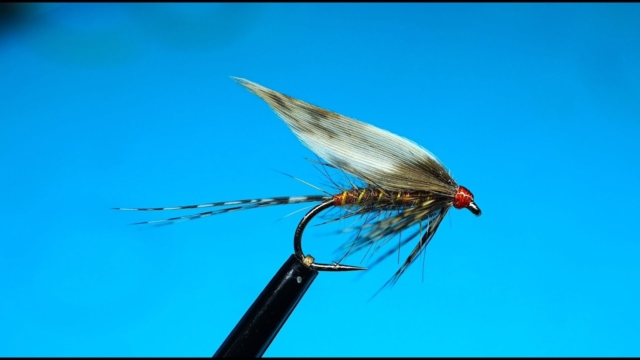 Tying-a-March-Brown-Wet-Fly-with-Davie-McPhail