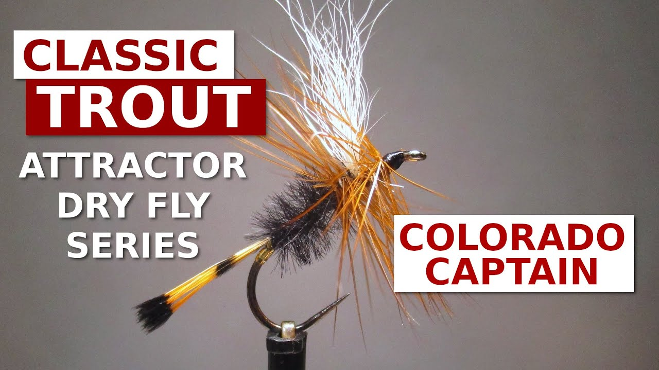 Fly-Tying-the-Colorado-Captain-Forgotten-Dry-Fly-Pattern