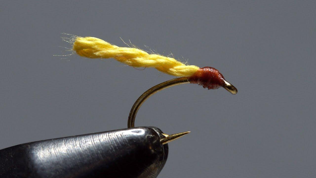 Furled-Chimarra-Caddis-Larva