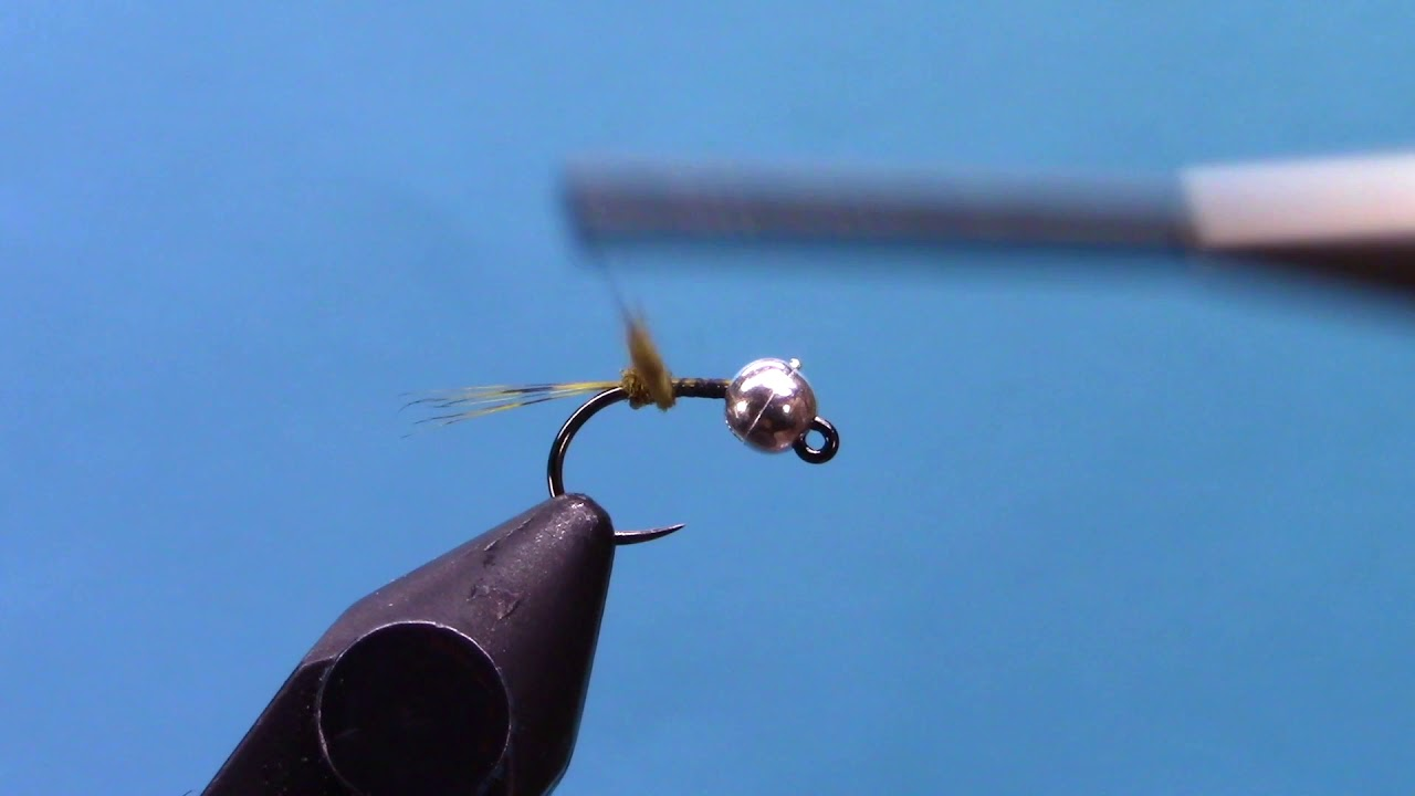 Pearl-Thorax-Jig-Nymph-Fly-Tying-Video