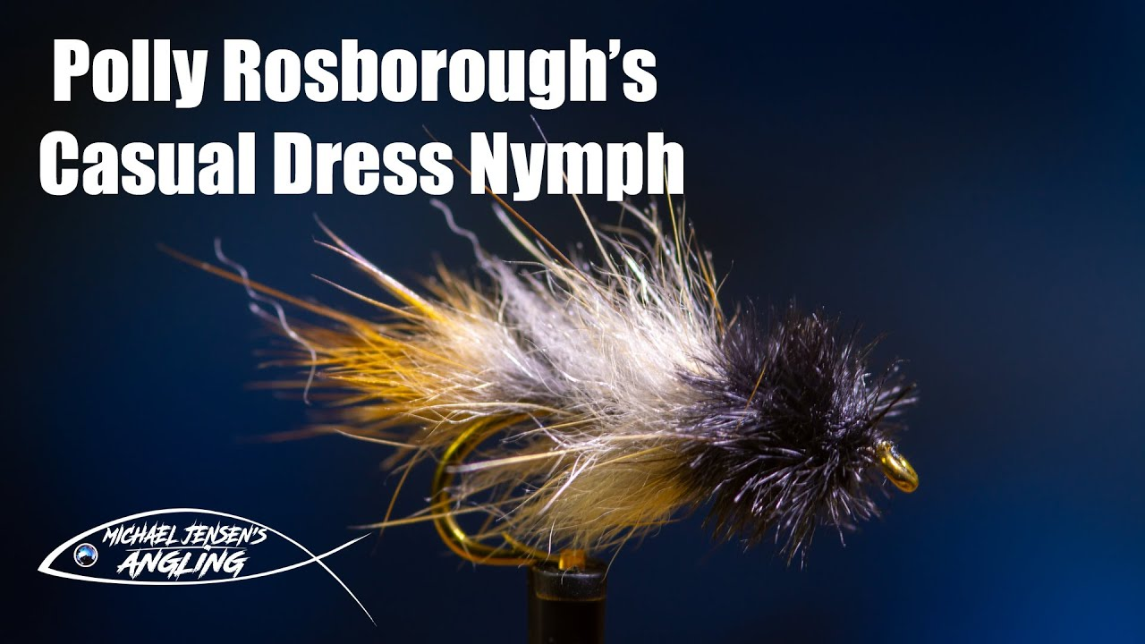 Polly-Rosborough39s-Casual-Dress-Nymph-classic-trout-fly-tying