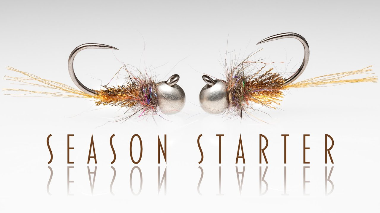 Season-Starter-Fly-tying-a-great-trout-nymph-for-March-and-April
