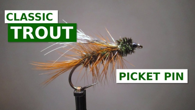 Fly-Tying-a-Picket-Pin-Classic-Wet-Fly-Pattern