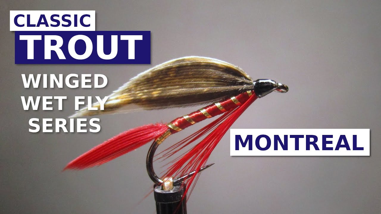Fly-Tying-the-Montreal-Classic-Winged-Wet-Fly-Pattern