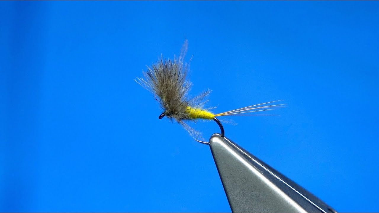 Tying-the-Greenwells-CDC-Dun-Dry-Fly-by-Davie-McPhail