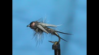 Fly-Tying-a-Chocolate-Nymph-with-Jim-Misiura