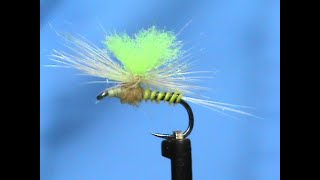 Fly-Tying-a-Night-Vision-Sulpher-with-Jim-Misiura