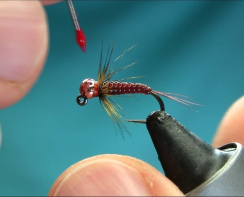 Fly-Tying-an-Effective-Stretchy-Jig-by-Mak